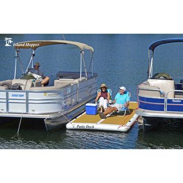 Island Hopper Patio Dock