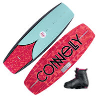 Connelly Wild Child Wakeboard With Ember Bindings
