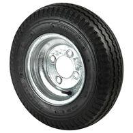 Kenda Loadstar 4.80 x 8 Bias Trailer Tire w/4-Lug Standard Galvanized Rim