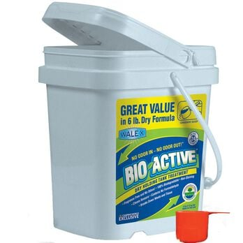 Bio-Active Dry Holding Tank Treatment Deodorizer and Waste Digester