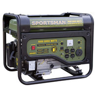 Sportsman Gasoline 4000 Watt Portable Generator with Wheel Kit