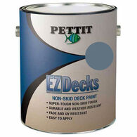 Pettit EZ Decks Nonskid Gray Deck Paint, Gallon