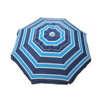 7 ft Beach Umbrella Blues with Travel Bag