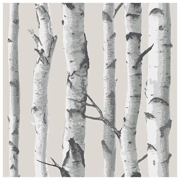 NuWallpaper Birch Tree Peel-and-Stick Wallpaper