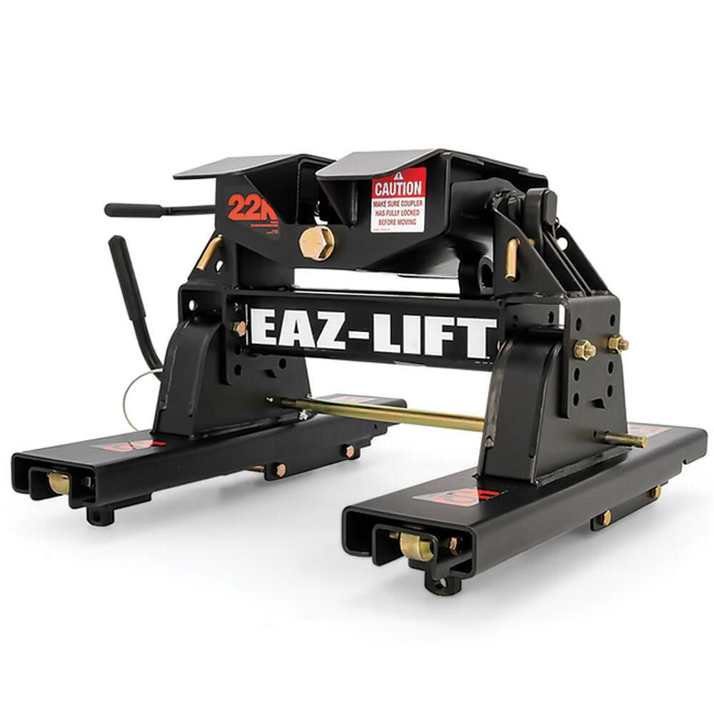5th Wheel Slider Hitch >> Eaz Lift 5th Wheel Hitches 22k With Slider Camping World
