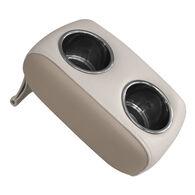 Pontoon Portable Dual Cupholder
