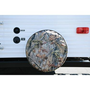 Camouflage Spare Tire Cover