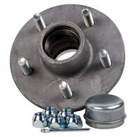 Smith Trailer Hub Kit With Tapered Spindle