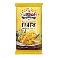 Louisiana Fish Fry New Orleans Style Fish Fry Breading, 10-Oz.