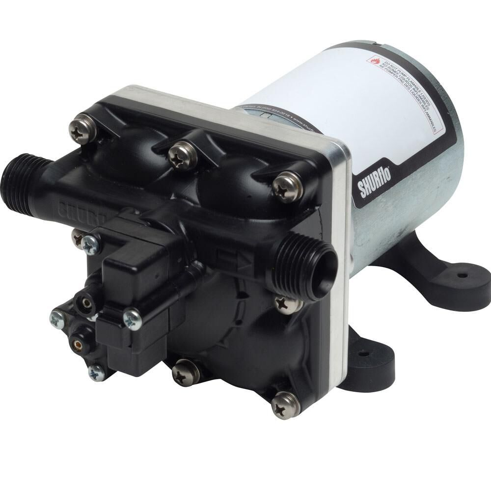 Shurflo Water Pump >> Shurflo Revolution Water Pump