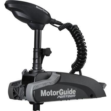"""MotorGuide Xi3 Freshwater Pontoon Wireless Trolling Motor, 54-lb. thrust, 48"""""""