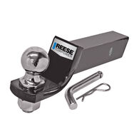 "Reese Towpower Class III 2"" Interlock Ball Mount Bar Starter Kit, 6,000 lbs."