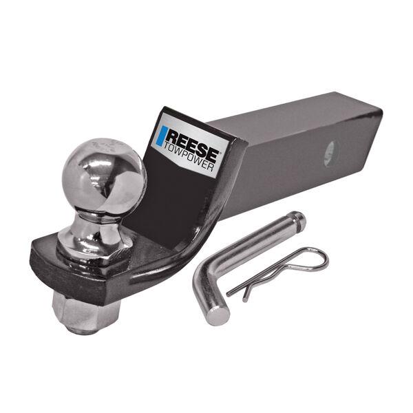 """Reese Towpower Class III 2"""" Interlock Ball Mount Bar Starter Kit, 6,000 lbs."""