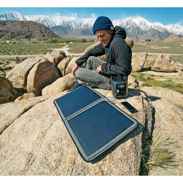 EcoFlow Tech Foldable 50 Watt Solar Panel