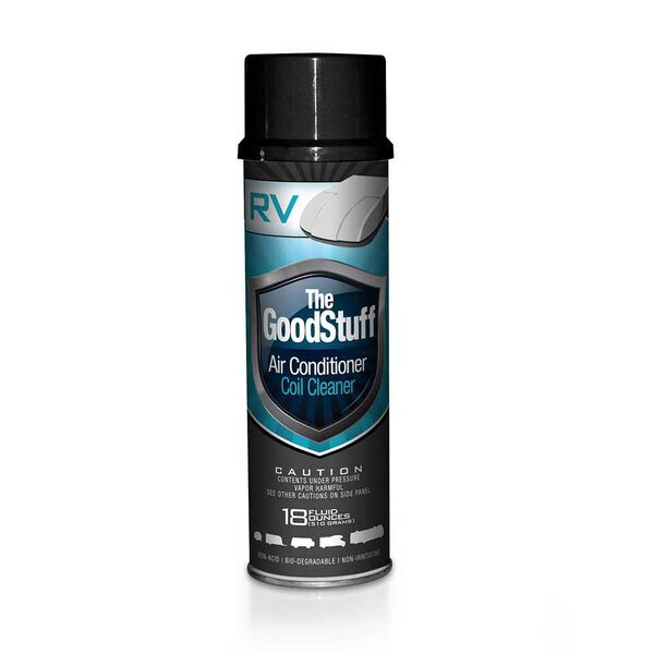 The Goodstuff RV A/C Coil Cleaner - 18Oz