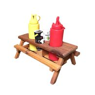 4 Hole Picnic Table Caddy