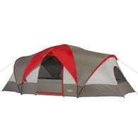Wenzel Great Basin 10-Person Tent, Red