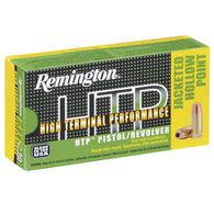 Remington HTP Jacket Hollow Point Handgun Ammo, .45 ACP, 230-gr., JHP