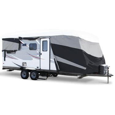 "Camco Ultra Shield Cover, Travel Trailer, 26'1"" to 28'6"""