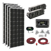 Zamp Solar 680-Watt Roof Mount Kit