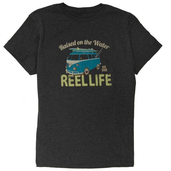 Reel Life Men's Busin' It Short-Sleeve Tee