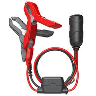 NOCO 12V Adapter Plug With Battery Clamps