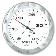 """Sierra Lido 3"""" Speedometer, 35 MPH"""