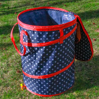 Camco Red, White, and Blue Pop-Up Container