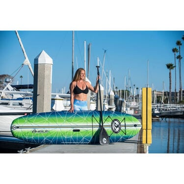California Board Company 9' Soft Stand-Up Paddleboard Set