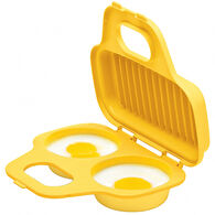 Microwave Egg Poacher and Grill
