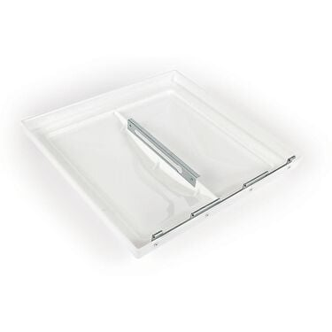Replacement Vent Lid - Jensen pre-1994 with Pin Hinge, White