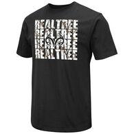 Realtree Men's Logo Short-Sleeve Tee
