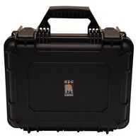 Watertight Storage Case with Customizable Foam Interior, Compact