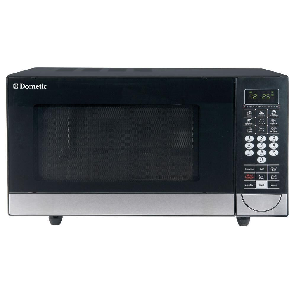 Dometic Convection Microwave With Black Trim Kit 1 Cu Ft Camping World