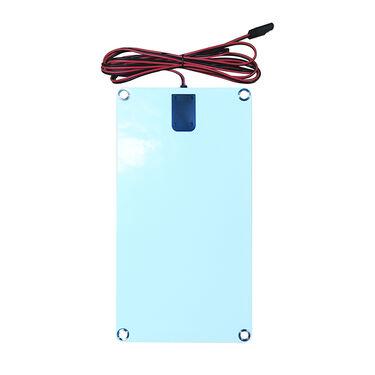 8 Watt Semi-Flex Crystalline Solar Panel and 12 Volt Battery Maintainer