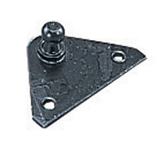 Flat Mounting Brackets For Gas Lift Springs, pair
