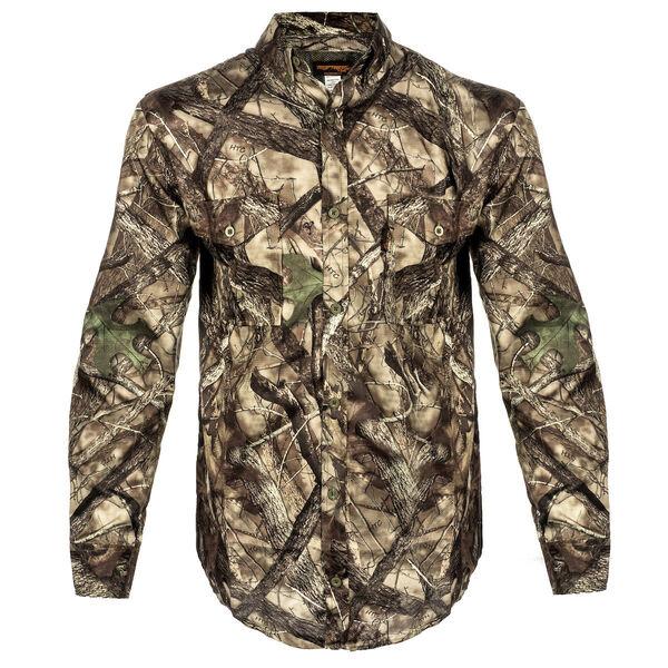 TrueTimber Men's SuperLite Vented Shirt
