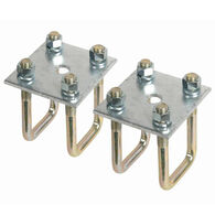 """Smith 2"""" Square Axle Tie Plate Kit"""