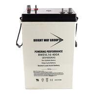 Bright Way 16V 400Ah AGM Battery