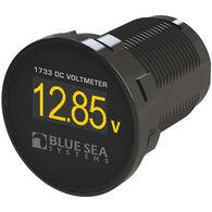 Blue Sea Mini OLED DC Voltmeter