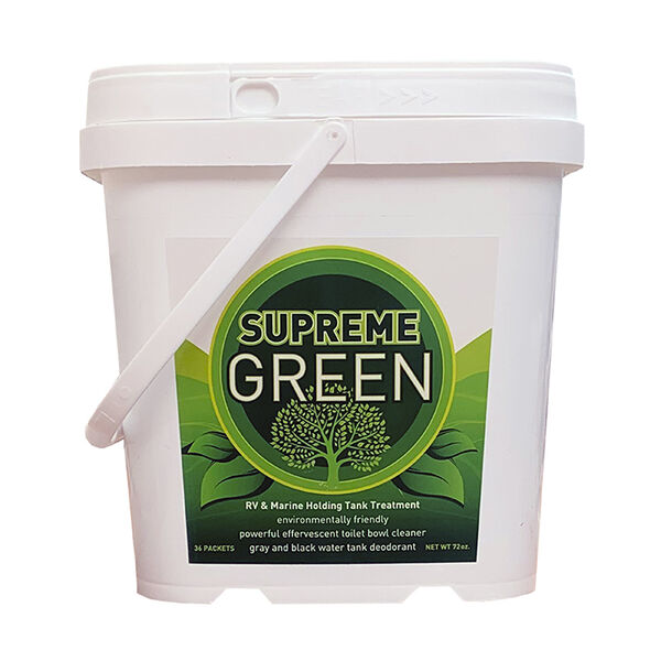 Supreme Green RV Holding Tank Treatment, 36 packets
