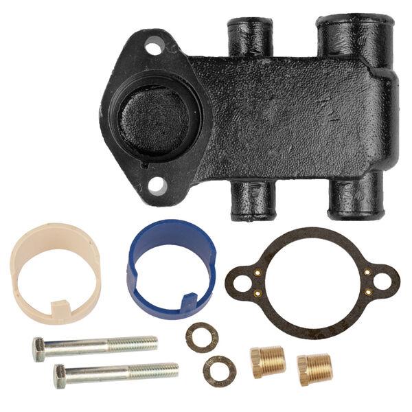Sierra Thermostat Housing For Mercury Marine Engine, Sierra Part #18-3530-1