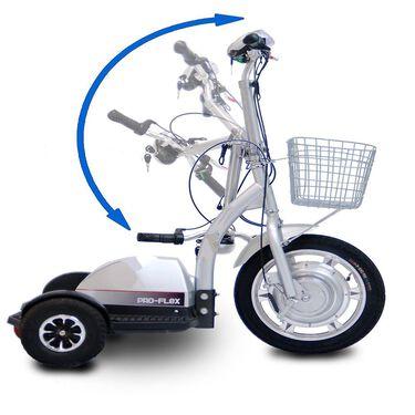 PET PRO FLEX Electric Mobility Scooter