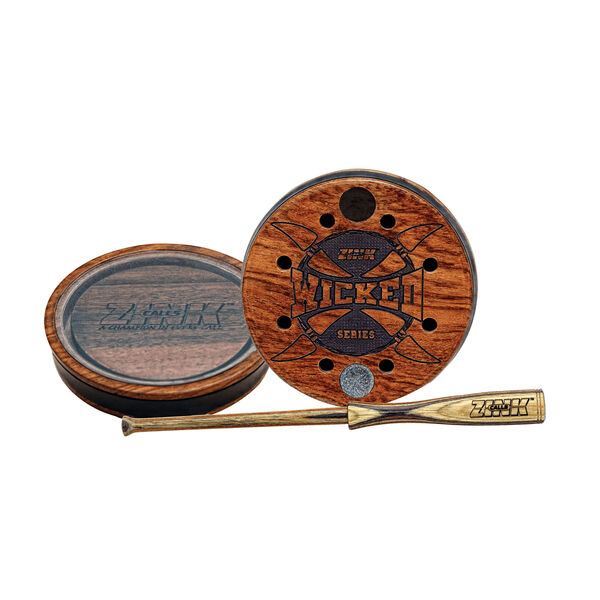 Zink Wicked Series Crystal Pot Turkey Call