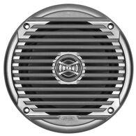 Silver Waterproof Speakers