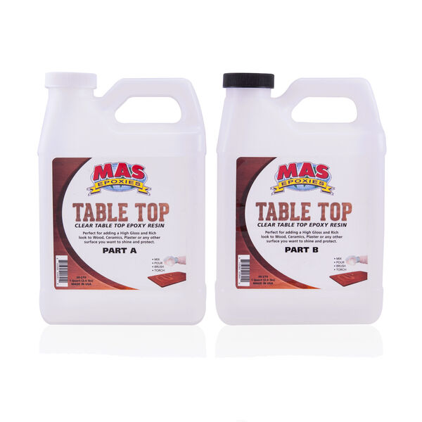 MAS Epoxies Tabletop Kit, 2 Quarts
