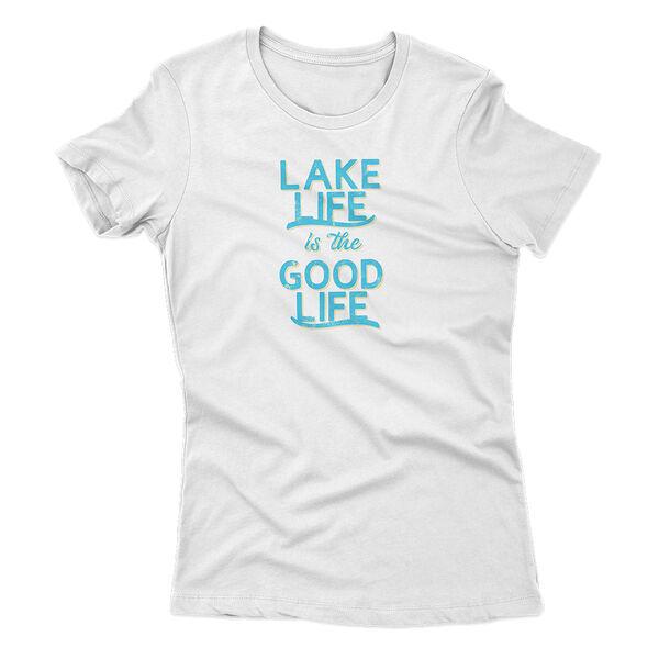 Points North Women's Lake Life Short Sleeve Tee