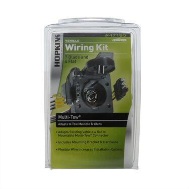 Multi-Tow Vehicle Wiring Kit