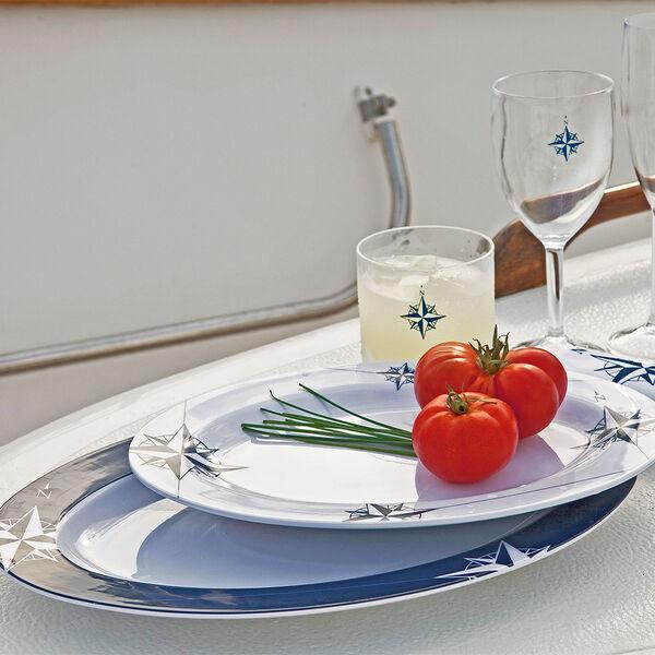 Northwind Serving Platters, Set Of 2