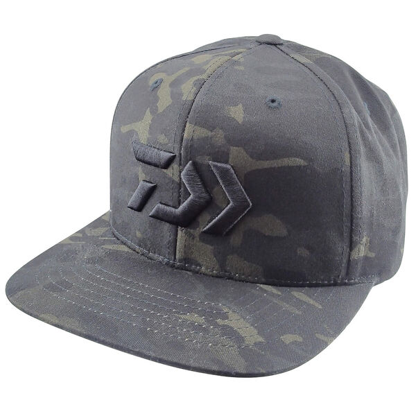 Daiwa D-Vec Camo Flatbill Hat